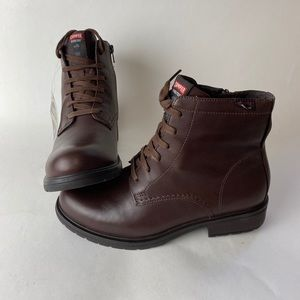 Camper Land Sonny womens size 7 gore-tex boots